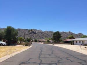 326 E Thunderbird Trl Phoenix Az 85042 - view to mountain