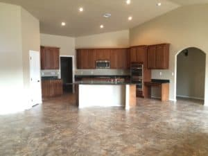 3221 W Melody Dr - VERY nice kitchen with granite counters